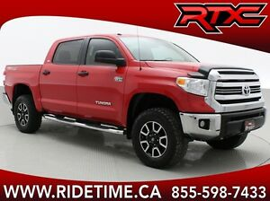 Getting Lifted | 2016 Toyota Tundra SR5 TRD - CrewMax, Sunroof,