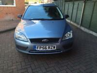 FORD FOCUS 1.6 LX 8 MONTHS MOT WITH FULL SERVCE HISTORY