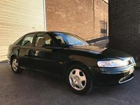 VAUXHALL VECTRA CLUB LOW MILEAGE NEW MOT LOVELY DRIVE