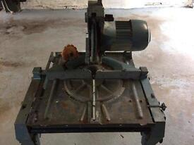 Combination Rip and Chop saw