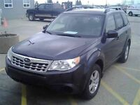 2011 Subaru Forester X, AWD, Bluetooth, Voice command, Alloys, l