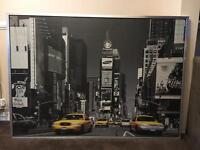 NYC Yellow Cab Picture