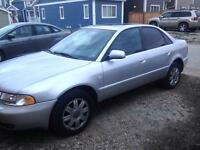 2001 Audi A4 (parts only)