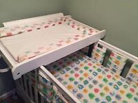 Babymore Cot Top Changer