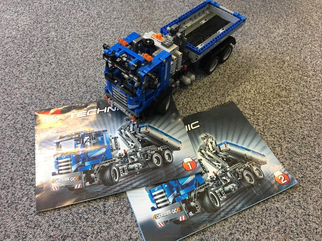 Lego Technic 8052 Container Truck In Wollaton Nottinghamshire