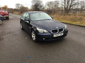 BMW 5 Series- NEWER SHAPE- 530i- MANUAL- 12 Months MOT- Extensive Service History, 2x Keys