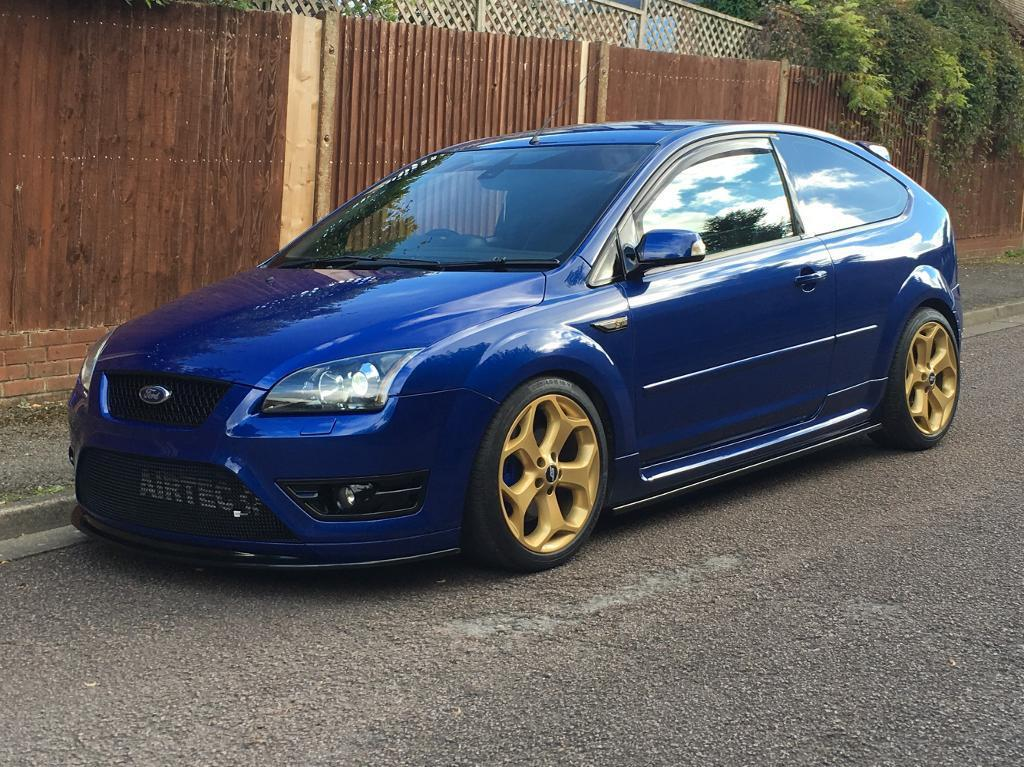 ford focus st  modified mod block bhp great
