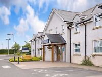 Cleaners required for hotel - 16 - 24 hours a week - Travelodge Perth A9