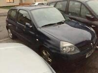 2006 Renault Clio sport sold sold sold