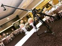 EXPERIENCED CRANE / JIB OPERATOR FOR WEDDINGS, CORPORATE EVENTS freelance | Videographer