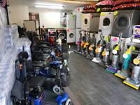 Washing machine fully refurbished