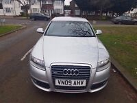 AUDI A6 TDI SE Saloon 2.7 Quattro Automatic+Diesel+Leather Seats+Low Mileage+Navg, Fully Loaded