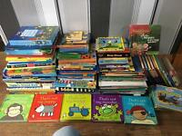Huge collection of kids books