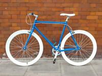 Road bike for racing around town