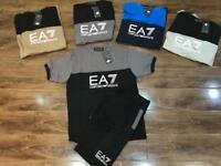 Ea7 short sets