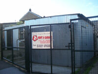 Gated compound to rent Princes Road Ramsgate
