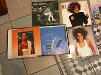 Whitney Houston - vinyl Collection
