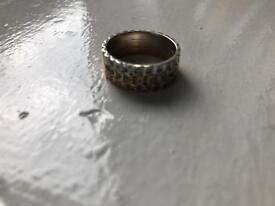 Rolex Ring 9ct