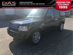 2012 Land Rover LR4 HSE NAVIGATION/PANORAMIC SUNROOF/7 PASS