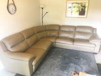 Mink Leather Sofa Italian Leather