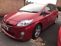 Toyota Prius T4 VVT-I CVT Uber Ready PCO Hybrid / Leather insight *Well maintained* *Quick sale*