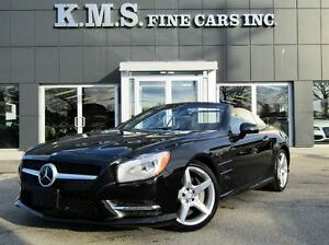 2013 Mercedes-Benz SL-Class SL 550| | DISTRONIC PLUS| PREMIUM PK