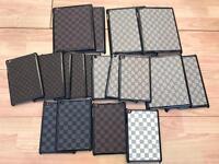 Louis Vuitton/Gucci iPad mini/iPad cases - brand new