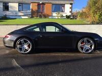 Porsche 997, FSH, 95,000 miles. MOT to May 17. Next Service Oct 17.