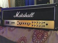 Marshall JVM 210H 100 watt head