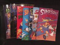 Simpson's comics (2 Halloween)