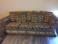 4 & 2 Seater Sofas For Sale