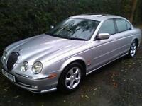 2000 Jaguar S-Type 3.0 V6 Auto ( x type, xj6, xj8, xf )