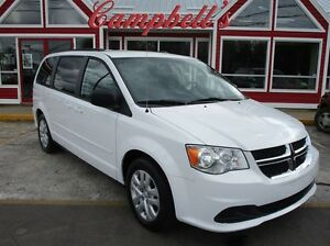 2016 Dodge Grand Caravan SE/SXT STOW-N-GO INDEPENDENT CLIMATE CO