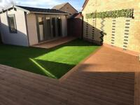 LONG LIFE GRASS COMPANY Landscaper, Artificial grass , Paving , Decking , Fencing