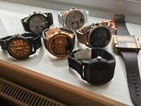 male large face watches