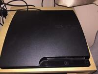 PS3 slim 320GB with 13 games