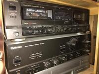 Technics Amplifier Separate