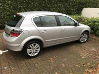 Vauxhall Astra SXi 1.4 low mileage 2 owners FSH