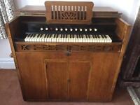 Harmonium organ