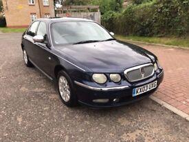 2003 Rover 75 2.0 CDT Connoisseur SE 4dr Automatic @7445775115