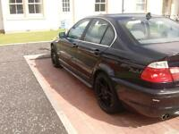 BMW 330td 106 miles 2000 plate midnight blue remapped £1100 ono