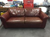 Sofa - Leather