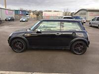 MINI COOPER 1.6 !! BREAKING FOR SPARES!! ALL PARTS AVAILABLE