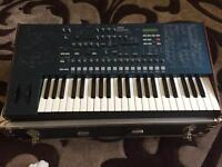 Korg MS2000 synth