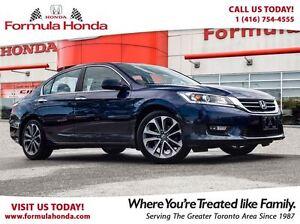2014 Honda Accord Sedan SPORT | ONE OWNER | ACCIDENT FREE