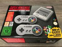 Super Nintendo SNES Mini Classic