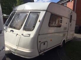 Vanroyce caravan recovery needed