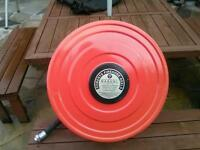 Large Fire reel