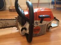 Stihl Ms261c Chainsaw perfect hardly used