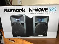 Numark N-Wave 580 Speakers